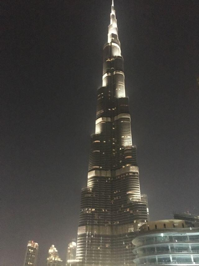 The Dubai Fountain