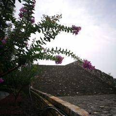 남경성벽 여행 사진