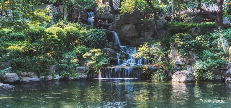 Baotu Spring Park2