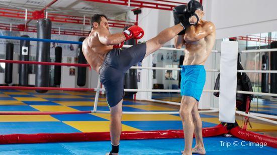 暹羅廣場拳王場館泰拳課程