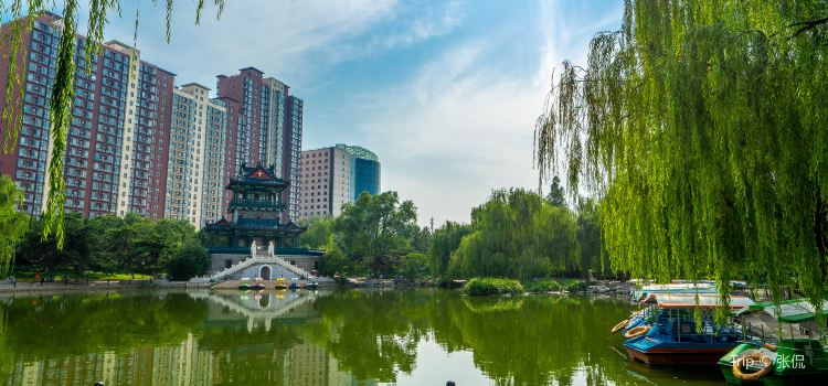 Changping Park (West Gate)2