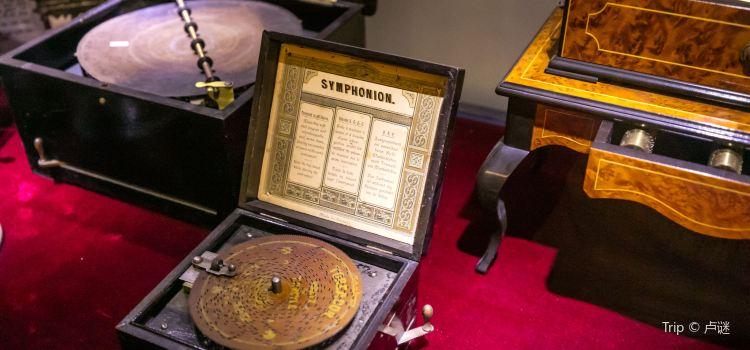 Music Box Treasure Gallery