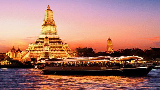 悅榕莊Apsara號夜遊湄南河