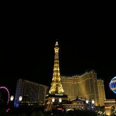 파리 라스베이거스 호텔 에펠 타워 익스피리언스 여행 사진