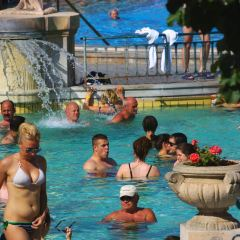 塞切尼溫泉用戶圖片