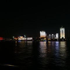 무창홍항 부두 여행 사진