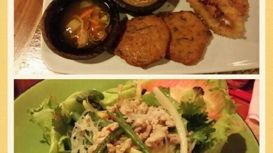 Lemon Grass(LemonGrass Thai Restaurant)