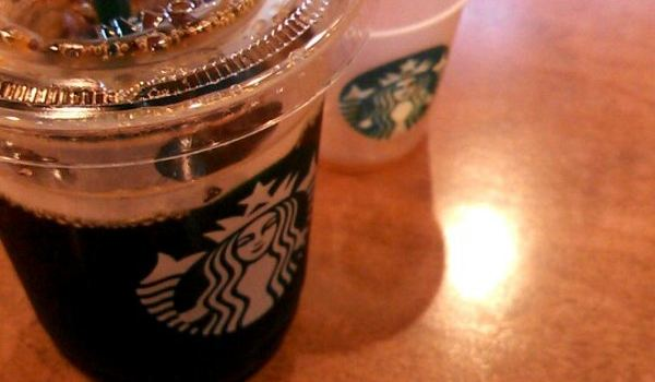 Starbucks Coffee, Canal City Hakata1