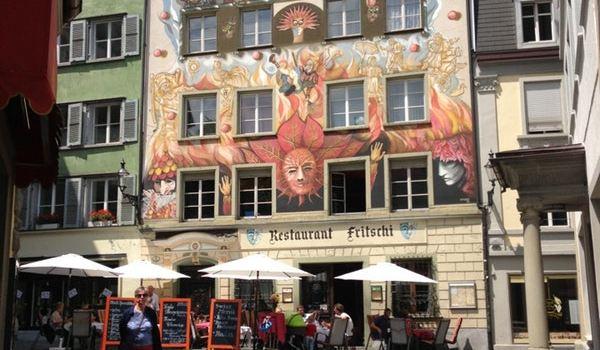 Restaurant Fritschi2