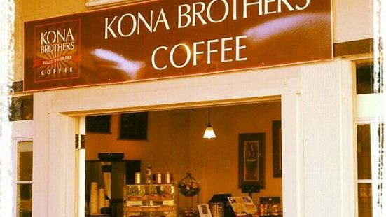 Kona Brothers Coffee