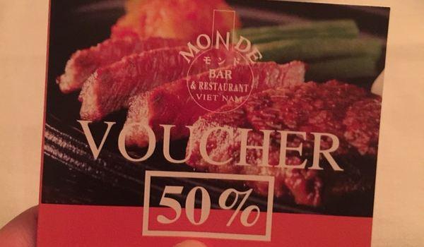 Monde Restaurant & Bar3