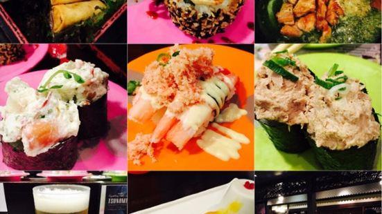 Umi Sushi + Udon