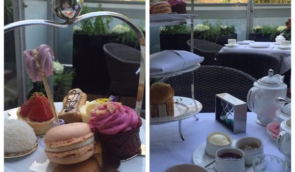 Afternoon Tea at The Montague on The Gardens2