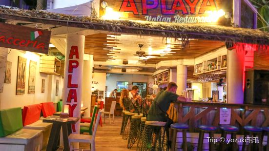 Aplaya the Beach Bar & Italian Restaurant