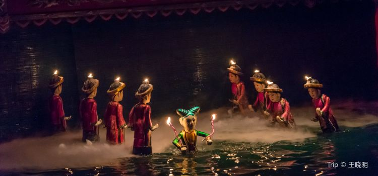 Thang Long Water Puppet Theatre3