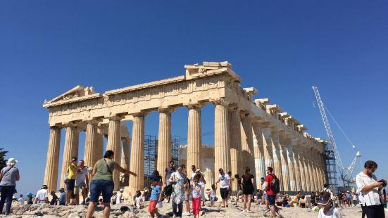 雅典娜神廟遺址