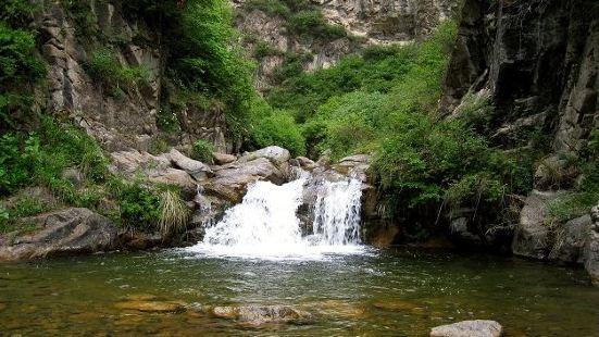 Yaoshuiquan Canyon