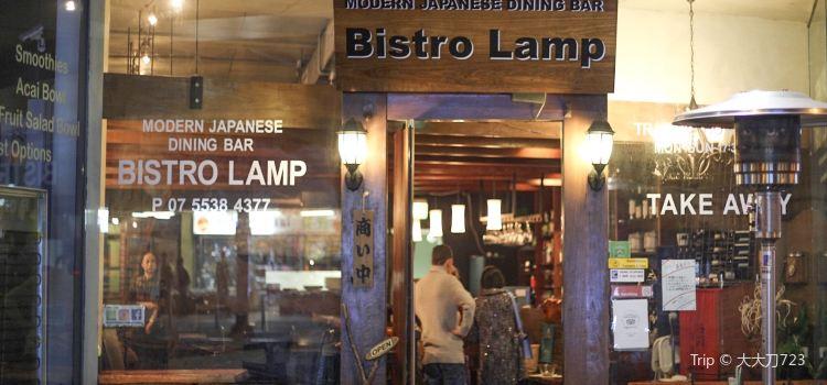 Bistro Lamp2