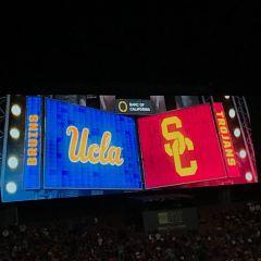 Los Angeles Memorial Coliseum User Photo