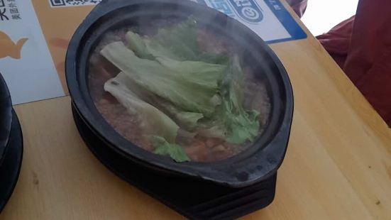 紅燜牛腩飯