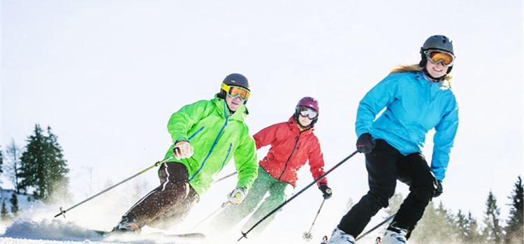 天室山滑雪場1