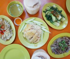 Tian Tian Hainanese Chicken Rice User Photo