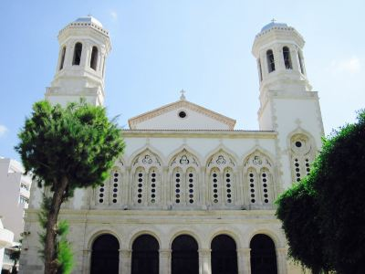 Agia Napa Cathedral