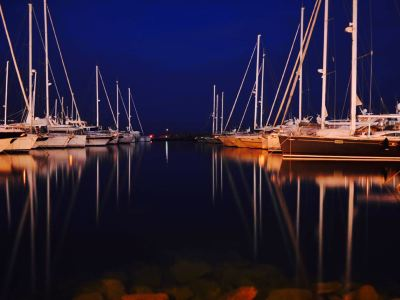 St. Raphael Marina