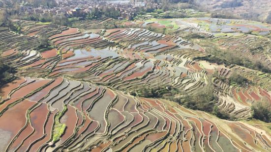 Laohuzui Terraced Field