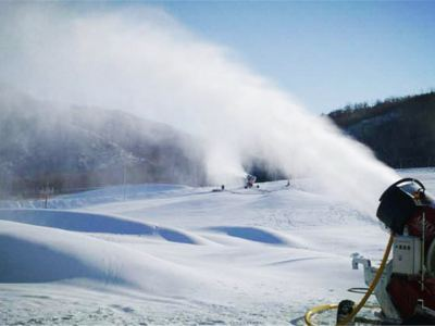 王屋山滑雪場