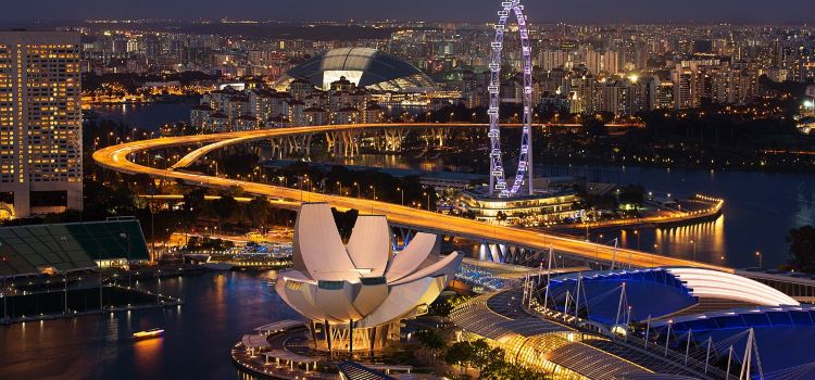 新加坡藝術科學博物館3
