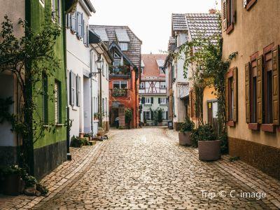 拉登堡小鎮