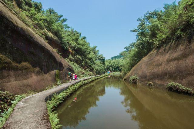 郴州散記:遺落在湘南的仙境(尋霧小東江 、 環遊東江湖、溶洞礦