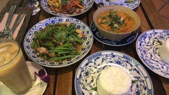 Traditional Khmer Food Restaurant