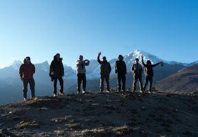 老林帶你去西藏 第六站:走最險最爛的路看雲中最美的寺院