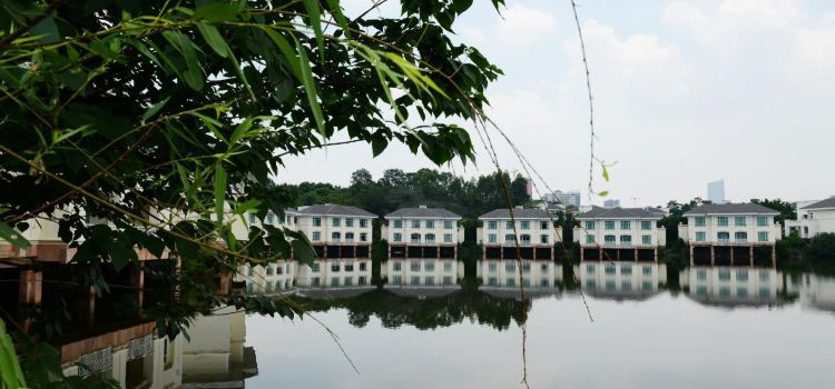 Lakefront Golf Club and Resort - Huizhou3