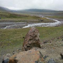 喀爾裡克冰川用戶圖片