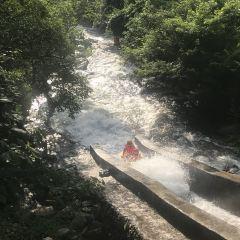 룽징강 유람 여행 사진