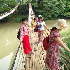 Bamboo Hanging Bridge User Photo