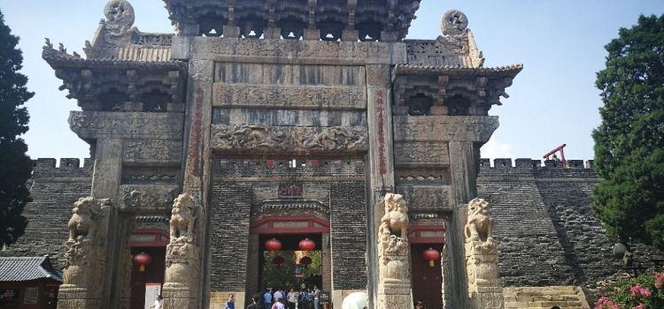 Daizongfang Arch2