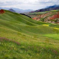 Zhuo'er Mountain User Photo