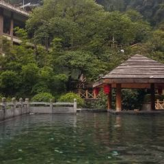 룽성 온천 여행 사진