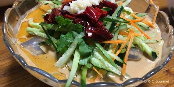 毛毛熏肉東北菜1