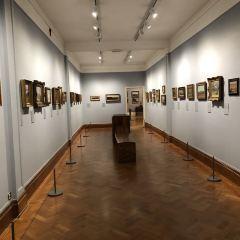 애쉬몰리언 미술관 여행 사진