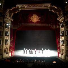 취리히 오페라하우스 여행 사진