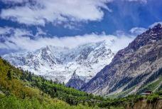 卡若拉冰川-江孜-莱泽诺乾隆