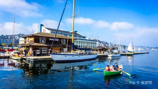 Seattle Fireboat Duwamish