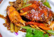 雅加达美食图片-黑椒炒蟹