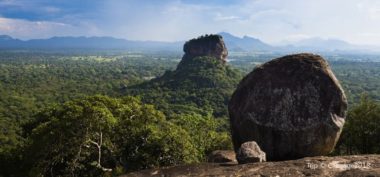 Pidurangala Rock3