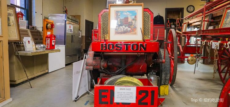 Boston Fire Museum1